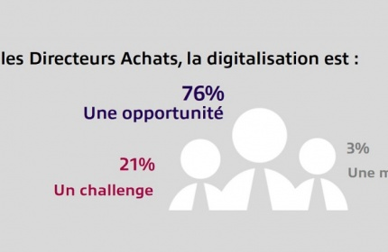 Infographie Synertrade digitalisation des processus achats Europe