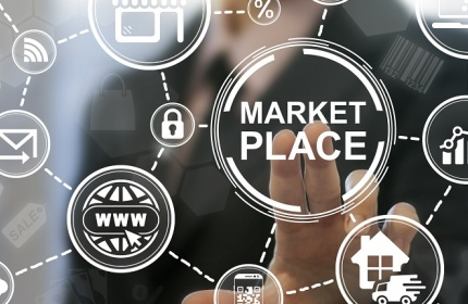 Places de marché B2B Procure to Pay Source to contract