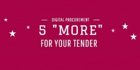 E-procurement: five advantages for your invitations to tender