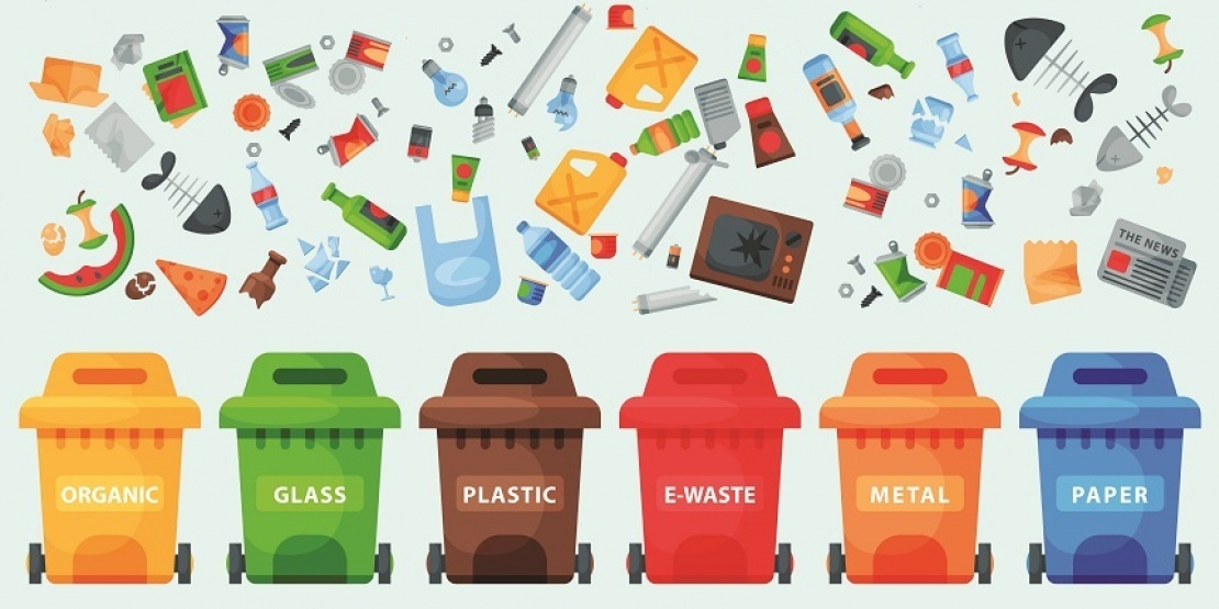 Waste management in the workplace