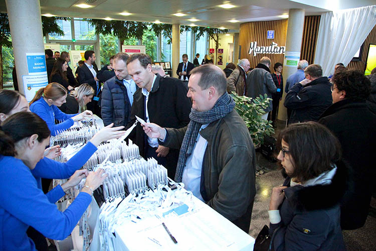 Reception of visitors during the Manutan Pushasing Day 2019